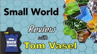 Small World - with Tom Vasel