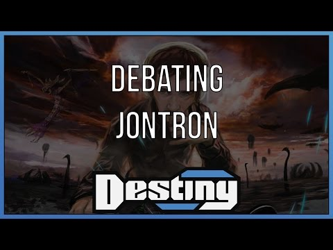 Debating JonTron