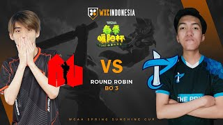 [Dota 2 Live] The Prime vs Army Geniuses | WCAA Spring Sunshine | VEENOmagang