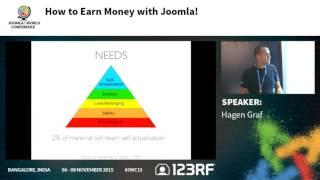 JWC15 - How to earn money with Joomla?
