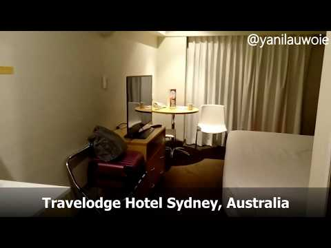 Review Travelodge Hotel Sydney, Australia