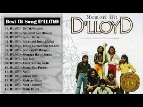 D'LLOYD Full Album Lagu Pilihan Terbaik D'lloyd ( Koleksi Lagu Nostalgia Pilihan Terbaik )
