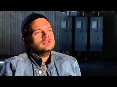 "Captain America: The Winter Soldier: Sebastian Stan ""Bucky Barnes"" Official On Set Interview"