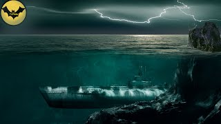 Submarines That Were Attacked By Strange Sea Monsters.