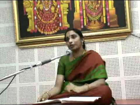 30DEC;PASURAM 14;;SMT.PRABHA SENESH THIRUPPAVAI UPANYASAM AT TTD CENTER MUMBAI ON 30 DEC
