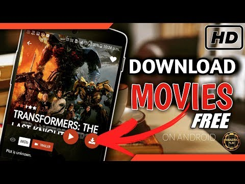 How to download movies for free  BEST 3 apps for movies and TV series