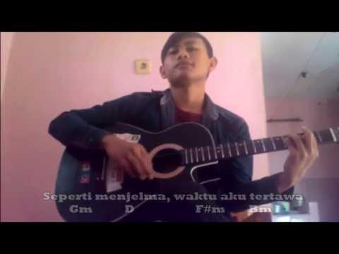 Lyric and Chord Iwan Fals - Yang Terlupakan Cover #tebayoll