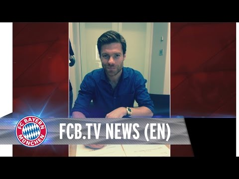 Xabi Alonso joins Bayern 1 day after Champions League draw
