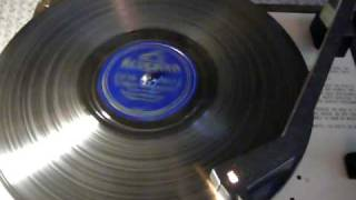 Tommy McClennan - Whiskey Head Woman- rare 78rpm blues record