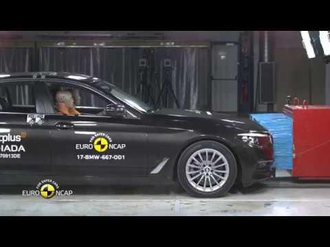 Euro NCAP Crash Test of BMW 6 Series GT