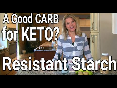 A Good Carb for Keto Dieters? Resistant Starch