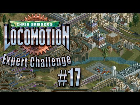 Chris Sawyer's Locomotion: Expert Challenge - Ep. 17: THE HOUSTON CONNECTION