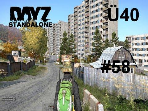 DayZ Standalone Ü40 #58 Spiele nie, wenn Du schlechte Laune hast ! German Gameplay