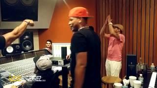 Chino y Nacho Ft. Gente De Zona y Los Cadillacs - Temperatura (Remix)