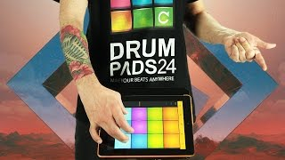 FUTURE SAX - DRUM PADS 24 by SONNY BASS