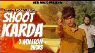 Munda Shooter Nu Shoot Karda   Shooter Movie Song   Jay Randhawa   Bishnoi Music