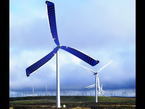 The wind and solar power generation programmes