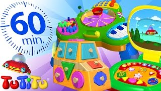 TuTiTu Specials | Best Educational Toys for Toddlers | Including Shapes Puzzle, Bead Maze and More!