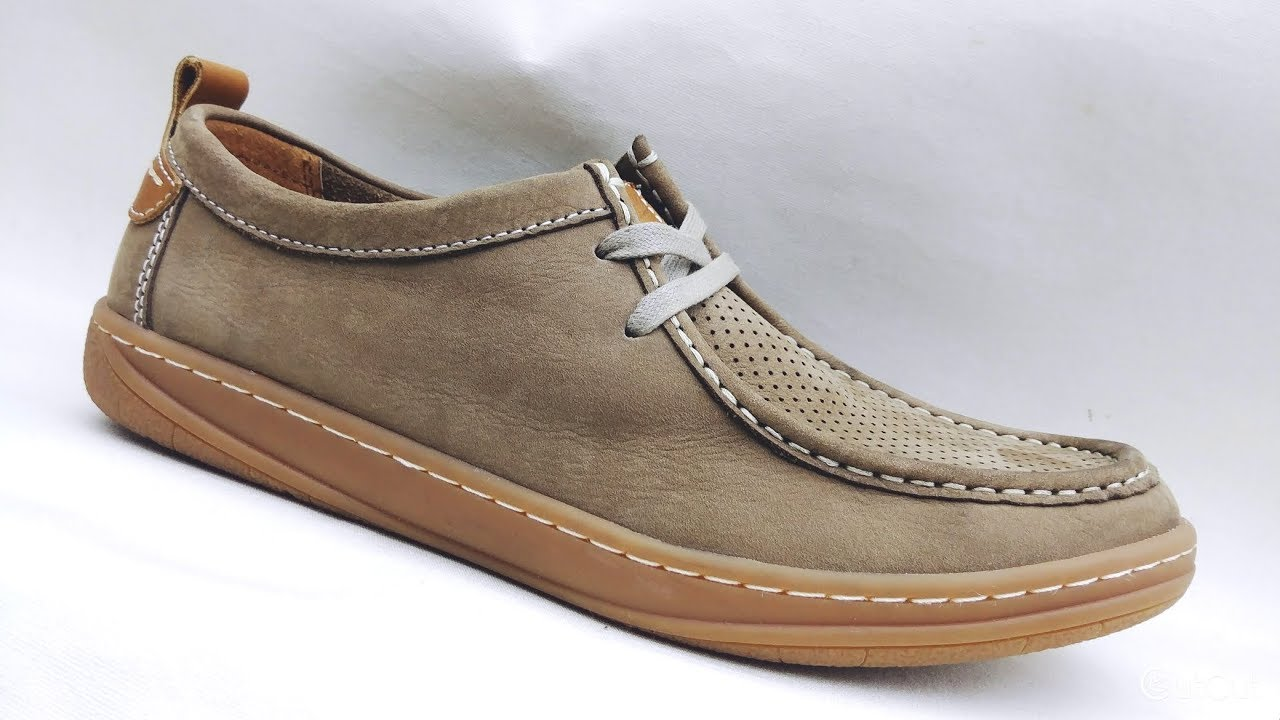 Hush Puppies Casual Shoes - YouTube