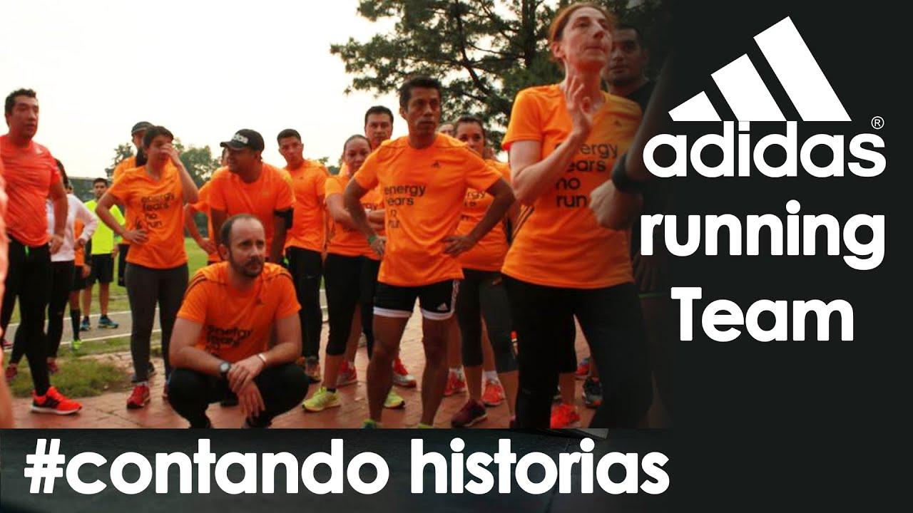 adidas running team
