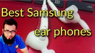 Samsung best ear phones Samsung EO-EG920B quick Unboxing-HINDI -TTECH CHANNEL 46