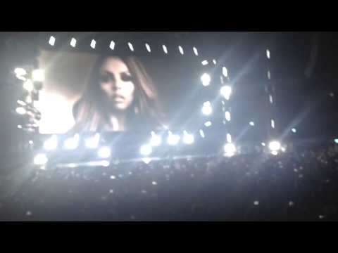 Little Mix - Power (Live) - Glory Days Tour Milan