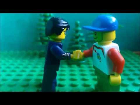 Приключения в лесу (Лего Мультик)