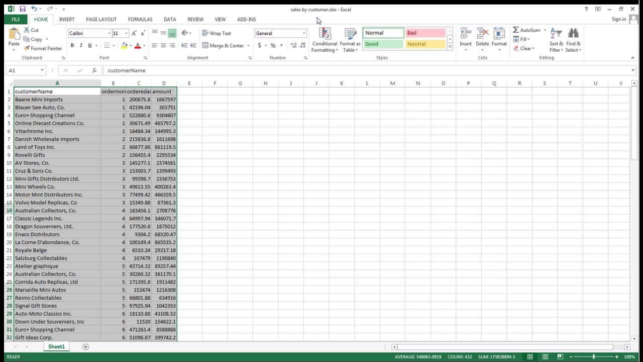 QlikView Excel | How to Import Data into QlikView from Excel