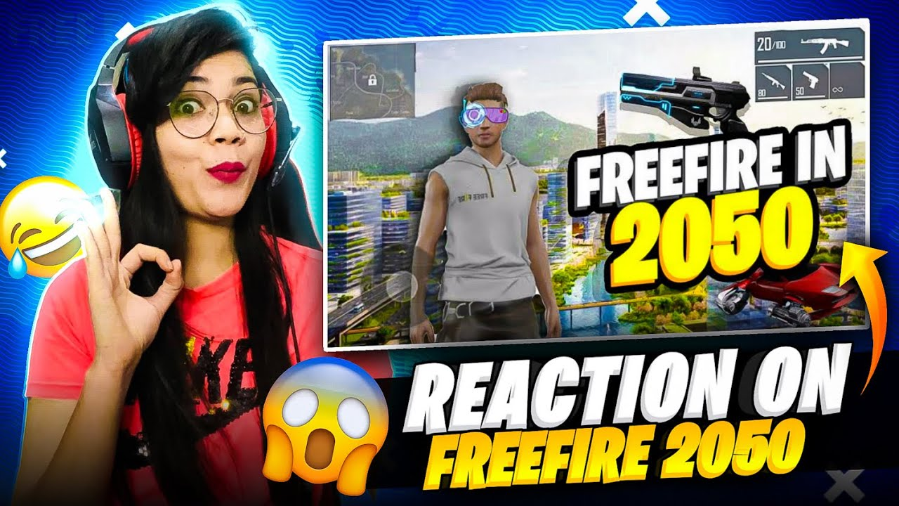 Free Fire 2050 Is  Amazing? #part9 || Reaction on Free Fire 2050 | Garena Free Fire | Bindass Laila