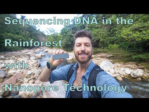 Sequencing DNA in the Rainforest with Nanopore Technology