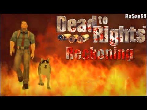Dead to Rights - Reckoning [PSP] walkthrough part 1