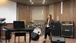 Joss Stone - Parallel Lines (cover 김명선)