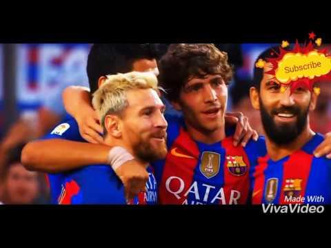 "Leo Messi ""Heroes Tonight"""