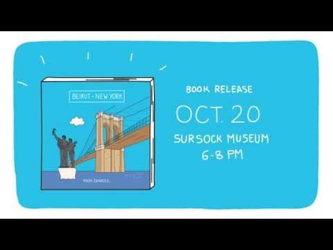 Beirut - New York, Book Teaser