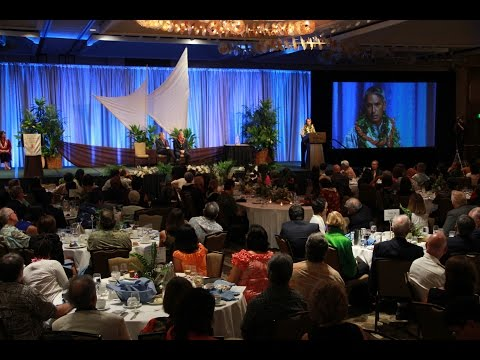 East-West Center Honors Master Navigator Nainoa Thompson at 55th Year Celebration