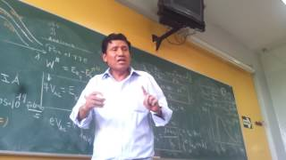 Física- Cepre Uni - Palabras del Ing. Mg. Monzoni Vergara