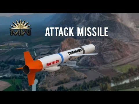 Tomahawk - US Long-Range Subsonic Cruise Missile [Review]