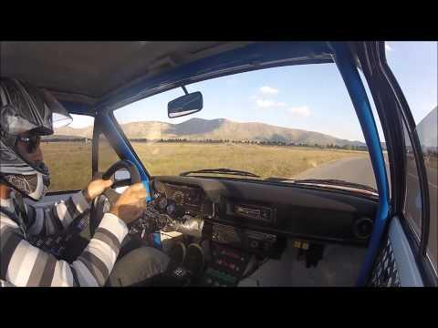 William's Transport Racing Team - Citroen Saxo 1.6 ITBs / Ford Escort MKII Cosworth