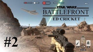 Star Wars Battlefront: Bugi w Drop zone (#2 PS4 Beta)