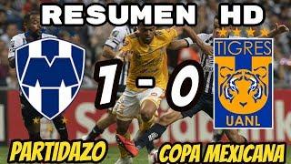Monterrey Vs Tigres 1-0 Resumen y Goles Semifinal de Ida Liga MX Clausura 2019   HD mp4