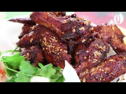 How To Make Pok Pok's Fish Sauce Wings