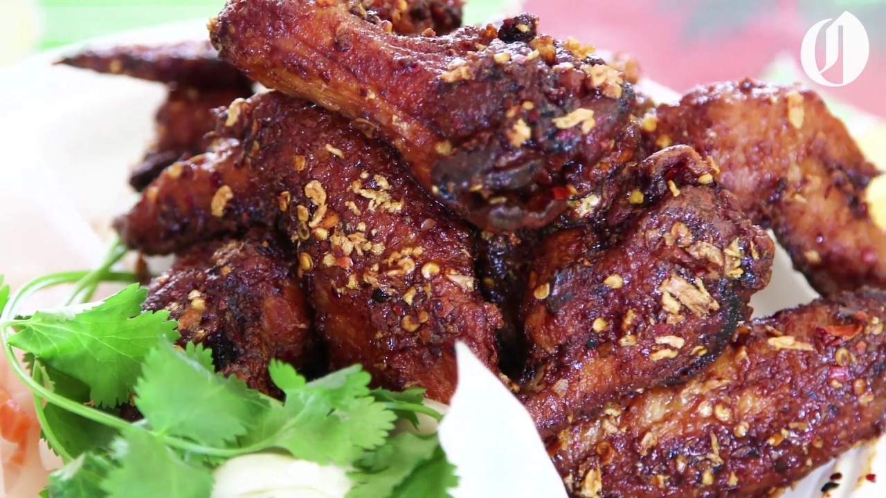 Download How to make Pok Pok's fish sauce wings: Portland's Signature Dishes