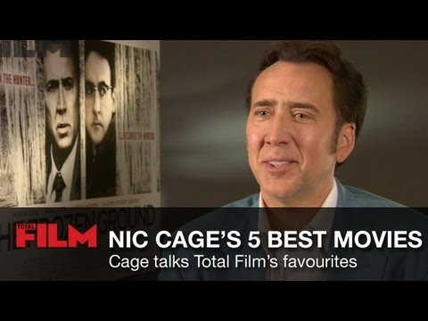 Nicolas Cage On His Five Best Movies