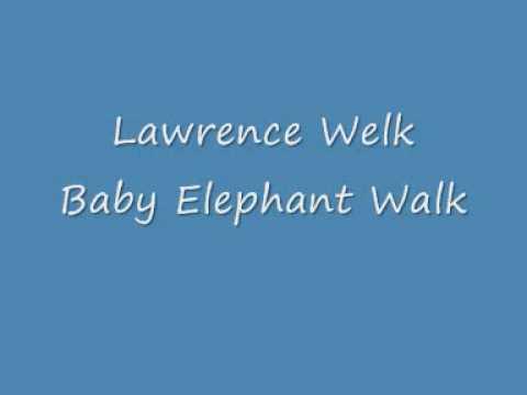 Lawrence Welk - Baby Elephant Walk / Pretend