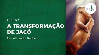 """Culto dia 13/09/2010 -  """"A transformação de Jacó"""""""