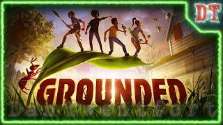 Grounded начало игры и сюжета 💀 Выживание в новой игре Obsidian ● Прохождение сюжета Граундед 2020