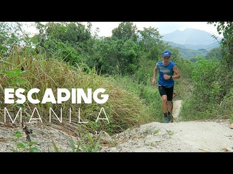 Megacity to Mountains | Trail Running the Philippines