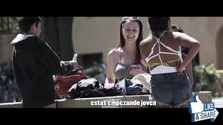 Repeat youtube video NIÑO PIDIENDO QUE SE LA CHUPEN (MAMADA) Broma en la calle...