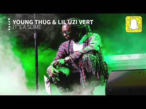Young Thug - It's A Slime (Clean) ft. Lil Uzi Vert