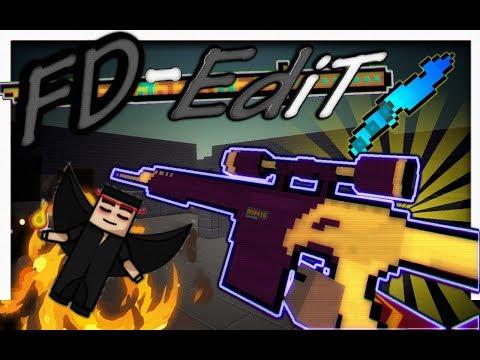 🔴FD Mini Edit●Block Strike ;_;